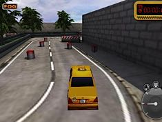 jeux de voiture new york taxi license 3d