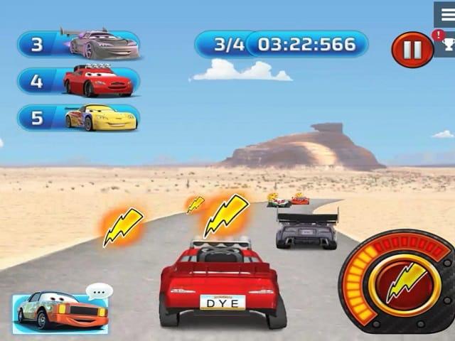 cars lightning speed jeux de voiture sur. Black Bedroom Furniture Sets. Home Design Ideas