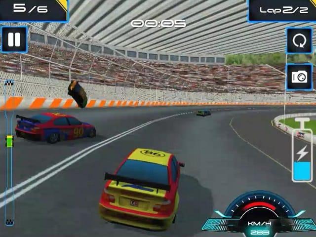 jeux de voiture 3d y8