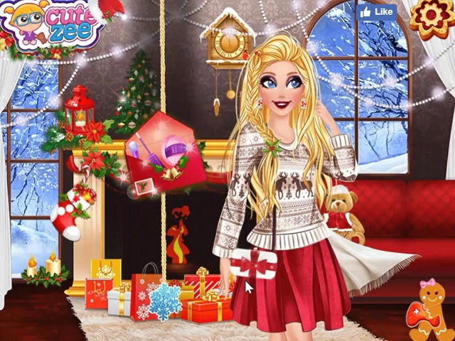 barbie 39 s christmas makeup trends jeux d 39 habillage de barbie sur. Black Bedroom Furniture Sets. Home Design Ideas